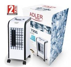 Klimator 3w1 Adler AD 7906 - Chłodzenie / Oczyszczanie / Nawilżanie