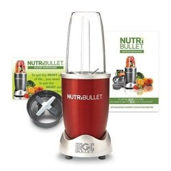 Ekstraktor | Blender NutriBullet 105897055 Magic Bullet 600 RED