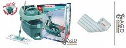 Mop Leifheit Profi Wiadro z kółkami Wyciskacz 55096 + dodatkowa nakładka Leifheit Micro Duo 55120 #Wysyłka G R A T I S#