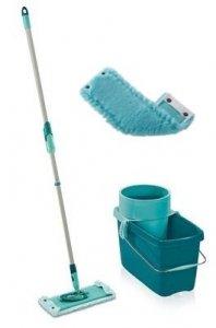 Mop obrotowy Leifheit Clean Twist Extra Soft XL 42 cm + Nakładka Static Plus | 52015/52018