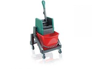 Profesjonalny wózek do sprzątania Leifheit Uno | 59102 | seria Professional