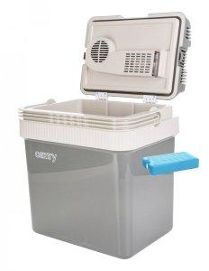 Lodówka turystyczna Camry 24 litry + wkład chłodzący 1000ml   CR8065/W1000ML
