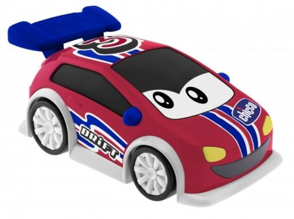 Samochód Chicco Danny Drift RC + Pilot (Kierownica)