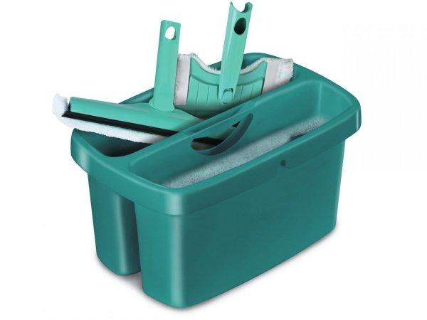 Zestaw do mycia okien i łazienek Leifheit 52008