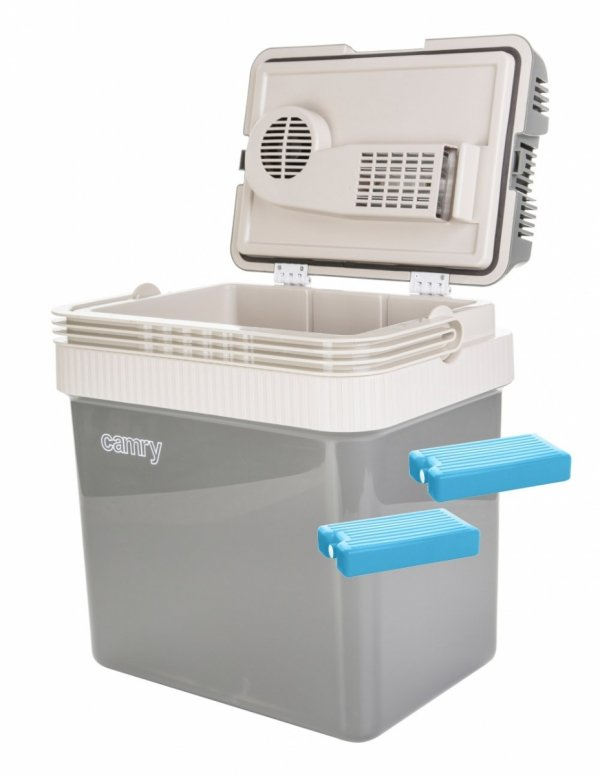 Lodówka turystyczna Camry 24 litry + wkłady chłodzące 1000ml | CR8065/2xW1000ML