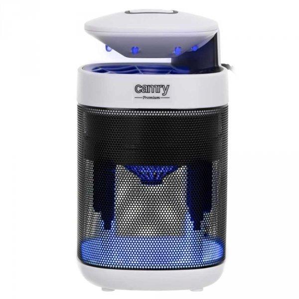 LAMPA OWADOBÓJCZA Camry CR7937 NA KOMARY MUCHY UV LED USB wentylatorowa