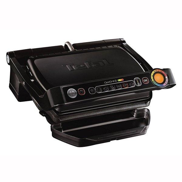 Grill elektryczny Tefal GC 714 Optigril+ Snacking&Baking z formą do pieczenia
