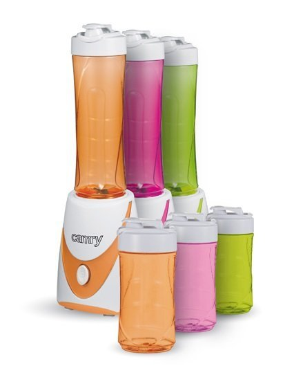 Blender personalny Camry z dwoma kubkami 500 ml i 300 ml (Symbol: CR 4059)