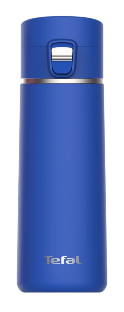 Kubek izotermiczny Tefal WeGO K23312 04 City Mug | 350 ml | NIEBIESKI | termos | termiczny