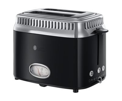 Toster Russell Hobbs Retro Classic Noir 21681-56