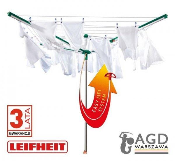 Suszarka ogrodowa Leifheit Linomatic 600 Deluxe (Symbol: 82002)
