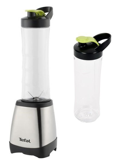 Blender osobisty Tefal BL 1A0D 38 + XF 2050 10 On the Go Set1619