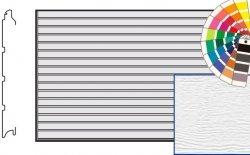 Brama LTE, 4000 x 2000, Przetłoczenia S, Woodgrain, kolor do wyboru