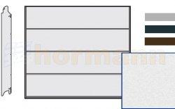 Brama LPU 42, 2315 x 2080, Przetłoczenia L, Sandgrain, kolor do wyboru