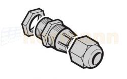 Połączenie śrubowe do kabli M25 do RotaMatic /P / PL/ Akku