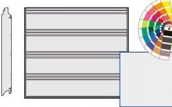 Brama LPU 42, 2375 x 2250 Przetłoczenia T, Silkgrain, kolor do wyboru