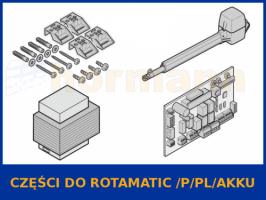 Części do RotaMatic /P/PL/Akku