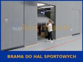 Brama do hal sportowych