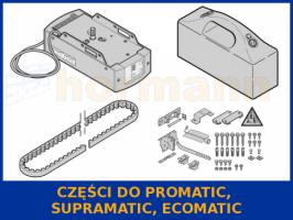 Części do ProMatic, SupraMatic, EcoMatic