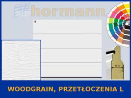 WZÓR: Woodgrain, Przetłoczenia L