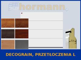 WZÓR: Decograin, Przetłoczenia L