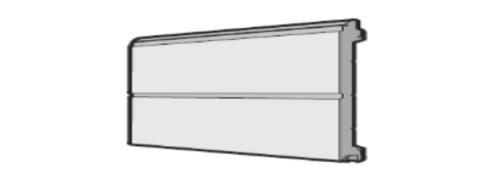 Panele (segmenty) IsoMatic