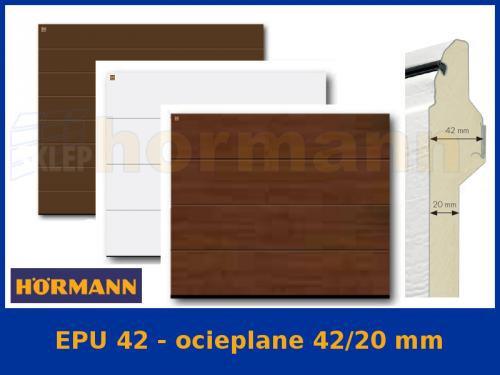 EPU 42 - ocieplane 42/20 mm