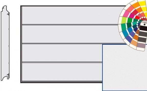 Brama LPU 42, 5000 x 2125, Przetłoczenia L, Silkgrain, kolor do wyboru