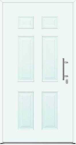 Drzwi ThermoPlus Wzór THP 100, kolor do wyboru