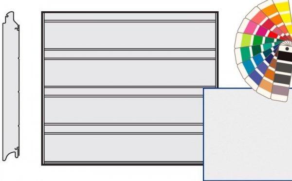 Brama LPU 42, 2500 x 2125, Przetłoczenia D, Silkgrain, kolor do wyboru