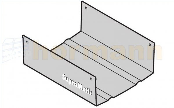 Pokrywa aluminiowa do SupraMatic (seria 2 / seria 3)