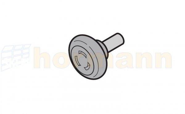 Rolka bieżna pośrednia, z osią 40 mm, prowadzenie N, L, BL, Z, BZ
