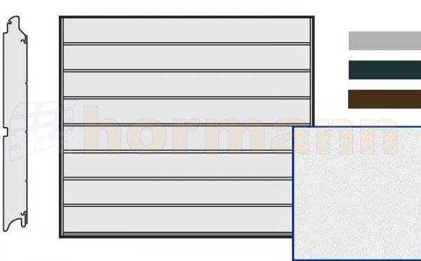 Brama LPU 42, 2315 x 2080, Przetłoczenia M, Sandgrain, kolor do wyboru