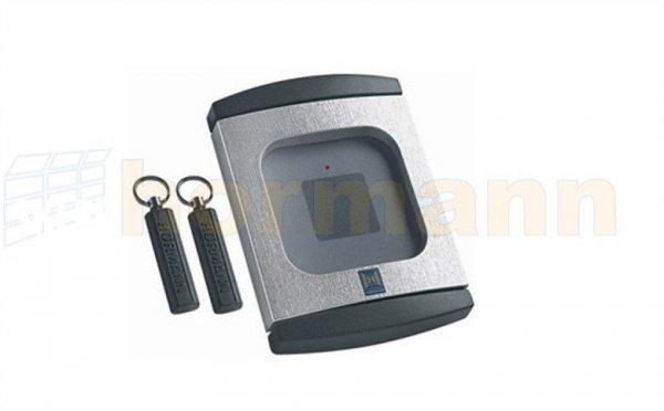 Sterownik transponder TTR 1000 + 2 klucze TS (do zaprogramowania max 1000 kluczy)