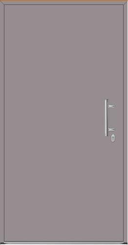 Drzwi ThermoPro Wzór TPS 010, kolor do wyboru
