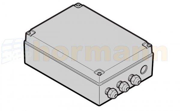 Sterowanie ze zintegrowanym odbiornikiem radiowym 868 MHz (obudowa, transformator, centrala) do RotaMatic / P / PL (następca artykułu nr 439264 i 4511150)