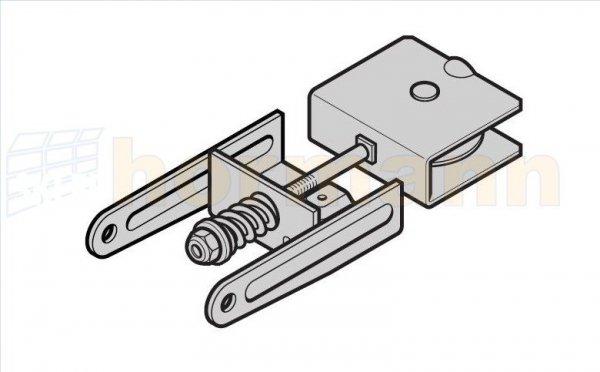 Element napinający do prowadnic FS 60, FS 6 do SupraMatic, EcoMatic, ProMatic