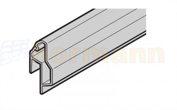 Profil do skracania NF 89 (42 / 20 mm) 6000 mm