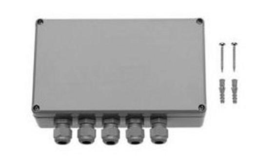 Odbiornik 4-kanałowy HER 4 BS(funkcja impuls, włącz/wyłącz, 3 min. świato)
