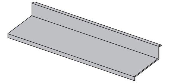 Okapnik górny do drzwi ThermoPro i ThermoPlus