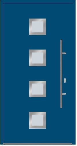Drzwi ThermoPlus Wzór THP 800, kolor do wyboru