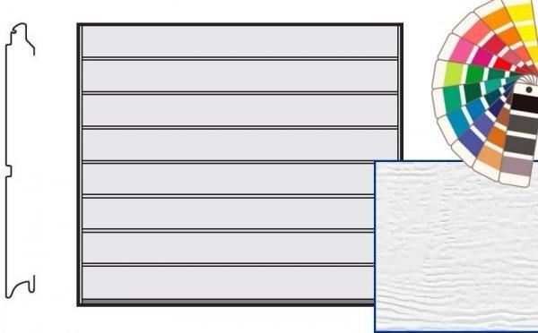 Brama LTE, 2440 x 2080, Przetłoczenia M, Woodgrain, kolor do wyboru