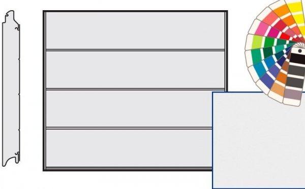 Brama LPU 42, 2375 x 2125, Przetłoczenia L, Silkgrain, kolor do wyboru