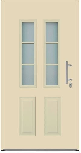Drzwi ThermoPro Wzór TPS 400, kolor do wyboru