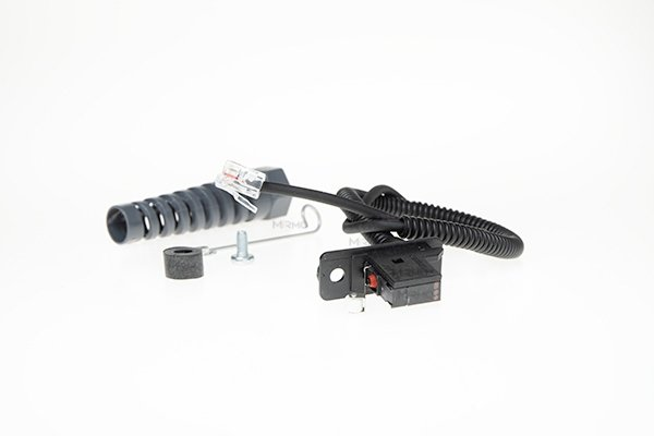Mikrowyłącznik luźnej linki z okrągłym przewodem PU, 500 mm
