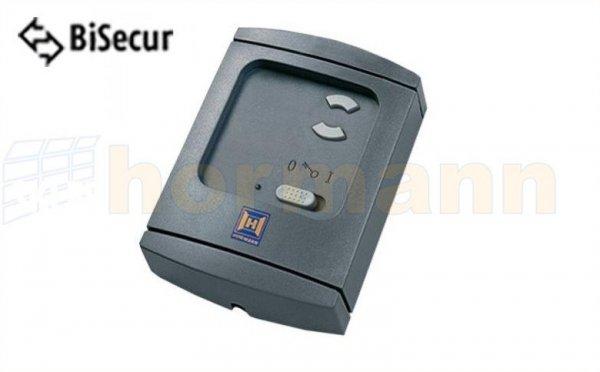 Radiowy (bezprzewodowy) sterownik wewnętrzny FIT 2 BS - do max 2 urzadzeń z dodatkowym przełącznikem włączającym / wyłączającym zaprogramowane urządzenia, zasilanie baterią