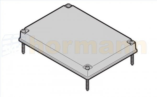 Obudowa sterowania, część górna do Portronic D 5000 / D 2500