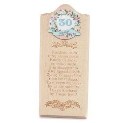 Deska Życzenia urodzinowe 30