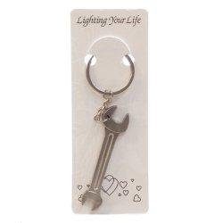 Brelok do kluczy - klucz płaski