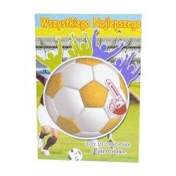Kartka Z Okazji Urodzin, piłka nożna